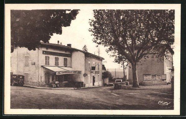 AK Chuzelles, Carrefour de la Mairie 0