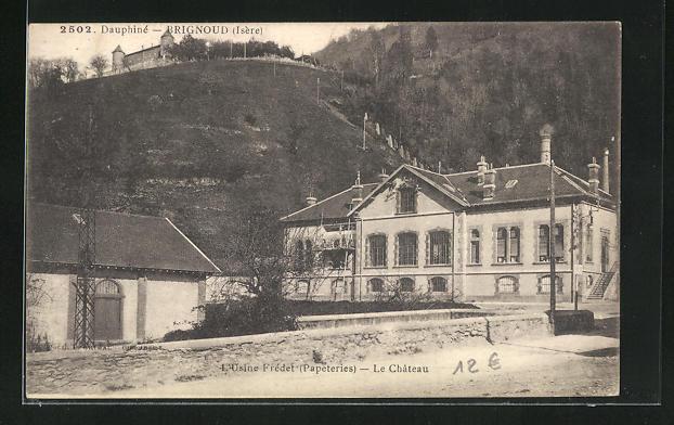 AK Dauphine-Brignoud, Ortspartie 0