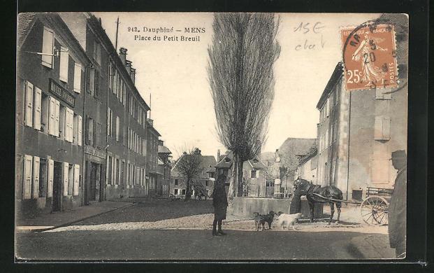 AK Mens, Place du Petit Breuil 0