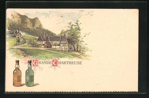AK Saint-Pierre-de-Chartreuse, Grande Chartreuse 0
