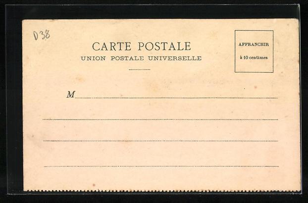 AK Saint-Pierre-de-Chartreuse, Grande Chartreuse 1