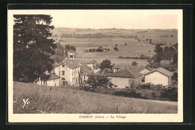 AK Diemoz, Le village 0
