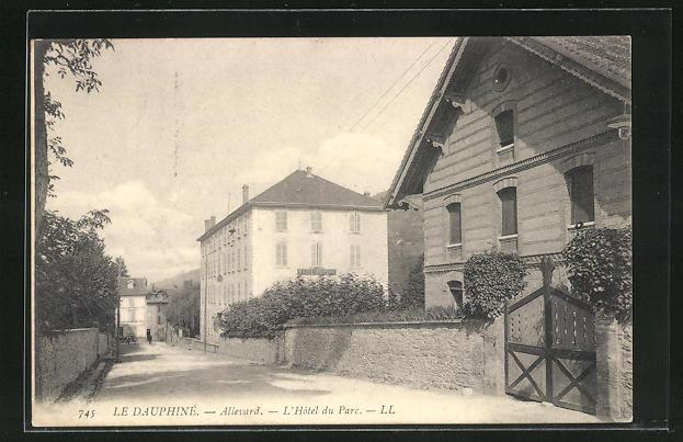 AK Le Dauphine-Allevard, L`Hotel du Parc