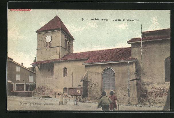 AK Voiron, L`Eglise de Sermorens
