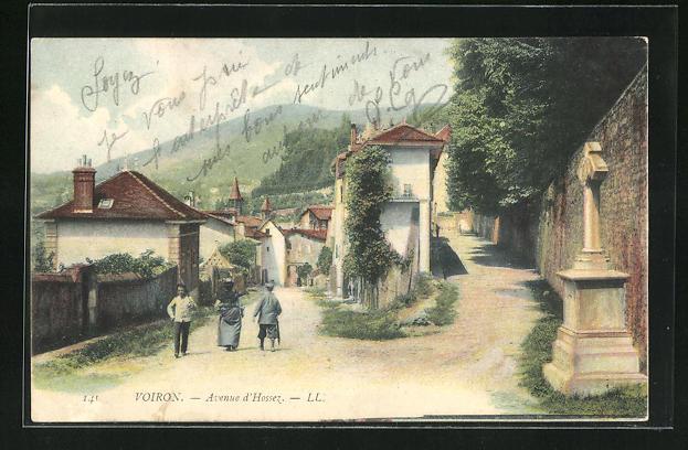 AK Voiron, Avenue d`Hossez