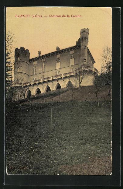 AK Lancey, Chateau de la Combe