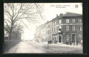 AK Hasselt, Rue de la Station