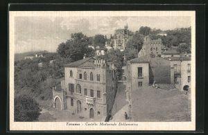 AK Teramo, Castello Medioevale Dellamonica