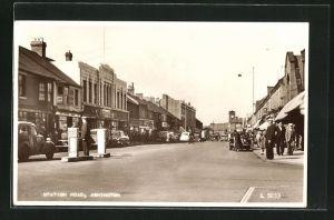 AK Ashington, Station Road