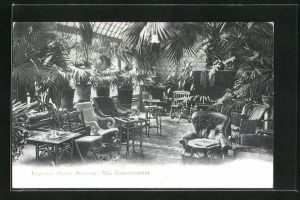 AK Malvern, Imperial Hotel, the Conservatory
