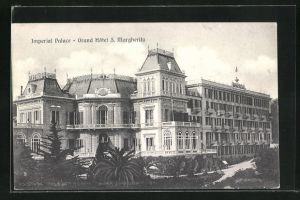 AK S. Margherita, Imperial Palace, Grand Hotel