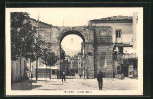 AK Teramo, Porta Reale