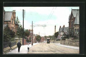AK Derby, Burton Road