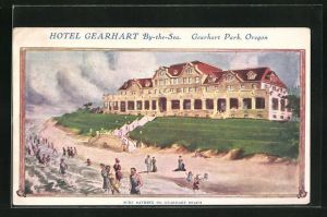 AK Gearhart, OR, Hotel Gearhart By-the-Sea
