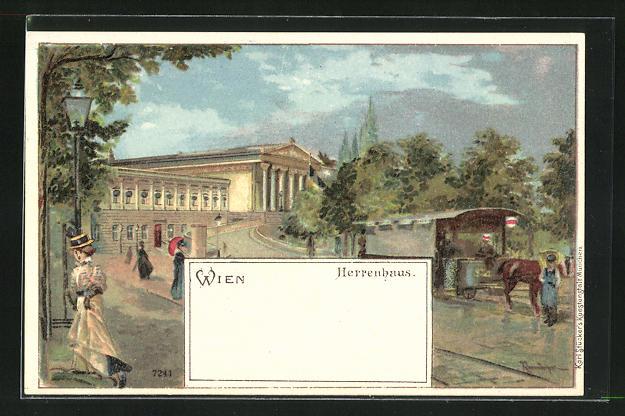 AK Wien, Herrenhaus