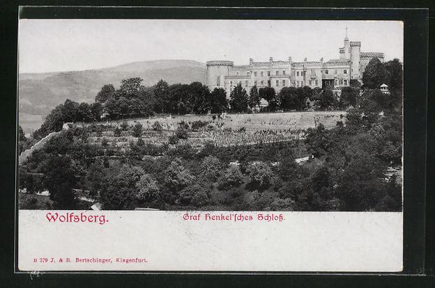 AK Wolfsberg, Graf Henkel`sches Schloss