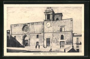 AK Sulmona, Chiesa della Tomba