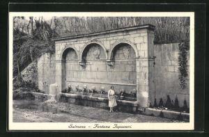 AK Sulmona, Fontana Japasseri