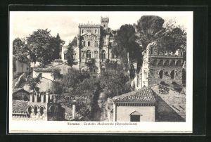 AK Teramo, Castello Medioevale