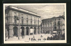 AK Teramo, Piazza Vittorio Emanuele