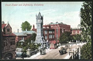 AK Salisbury, Clock Tower and Infirmary