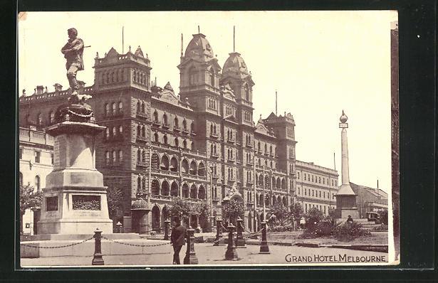 AK Melbourne, Grand Hotel