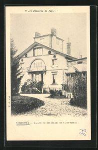 AK Essonnes, Maison de Bernardin de Saint-Pierre