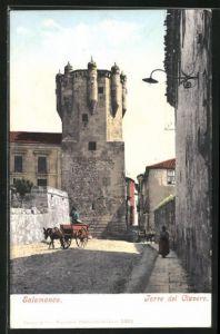 AK Salamanca, Torre del Clavero