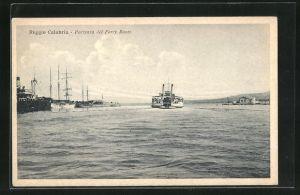 AK Reggio Calabria, Partenza del Ferry Boats