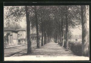 AK Auch, Boulevard Sadi-Carnot