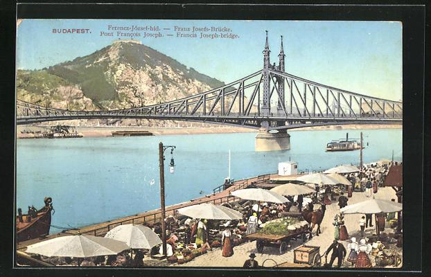 AK Budapest, Ferencz-Jozsef-hid