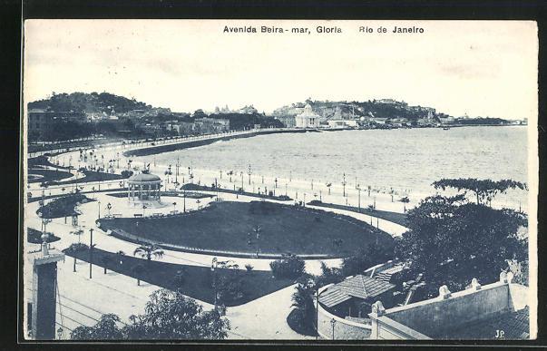 AK Rio de Janeiro, Avenida Beira-mar, Gloria