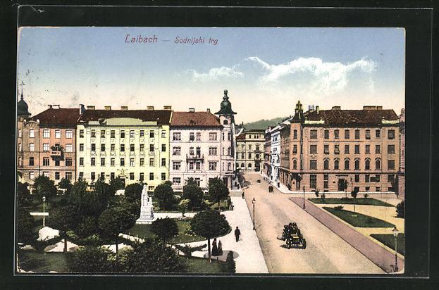 AK Ljubljana / Laibach, Sodnijski trg
