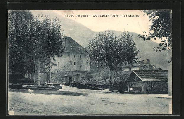 AK Goncelin, Le Chateau
