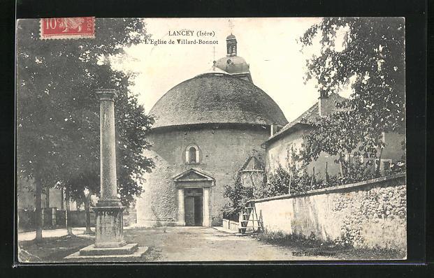 AK Lancey, L'Eglise de Villard-Bonnet