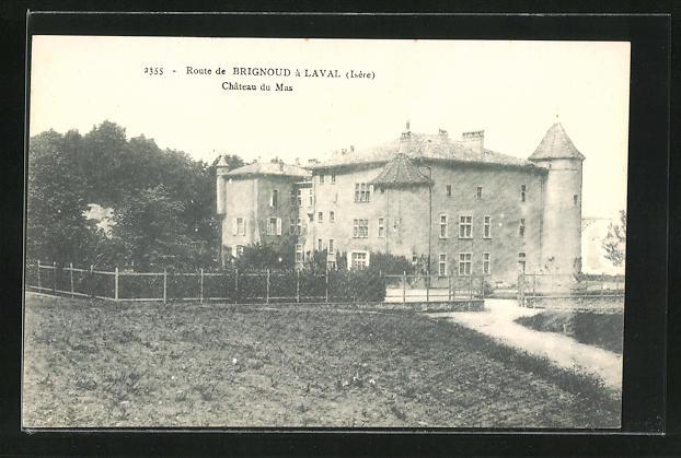 AK Brignoud, Chateau du Mas