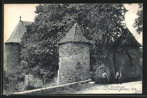 AK Laval, Le Chateau Feodal