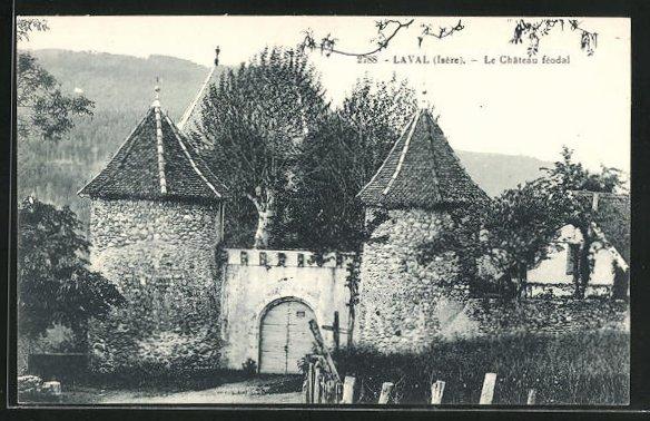AK Laval, Le Chateau feodoral