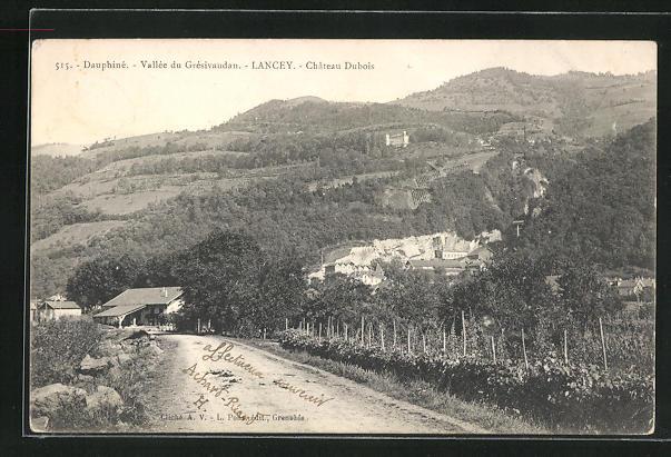 AK Lancey, Chateau Dubois