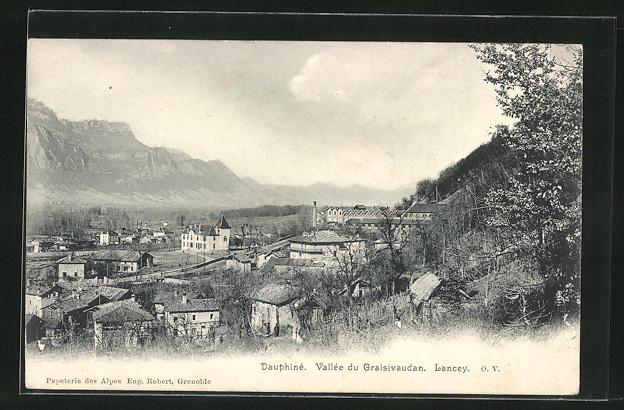 AK Lancey, Vallee du Graisivaudan, Panorama