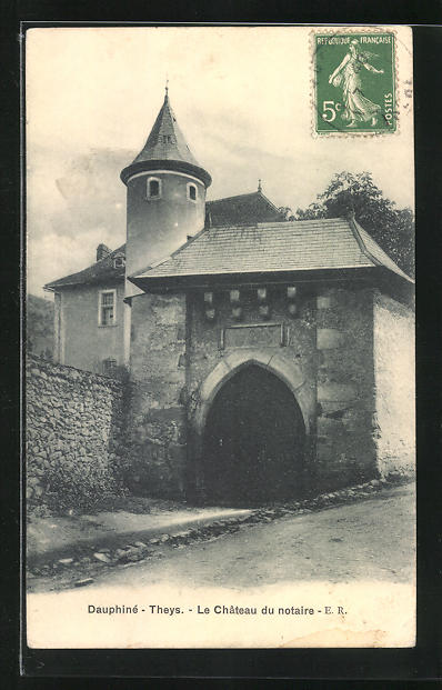AK Theys, Le Chateau du notaire