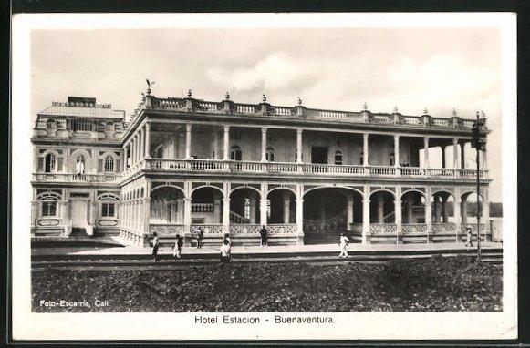AK Buenaventura, Hotel Estacion