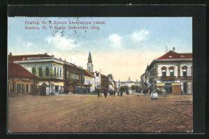 AK Sombor, Nj. V. Kralja Aleksandra ulica