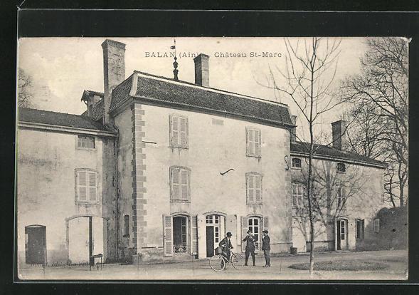 AK Balan, Chateau St-Marc