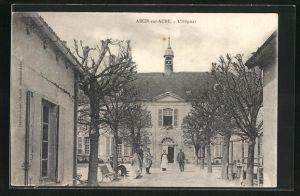AK Arcis-sur-Aube, L'Hopital