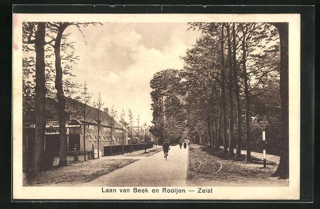AK Zeist, Laan van Beek en Rooijen