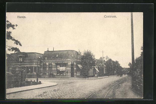 AK Haren, Centrum
