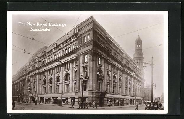 AK Manchester, The New Royal Exchange