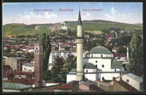 AK Sarajewo, Begova-Moschee