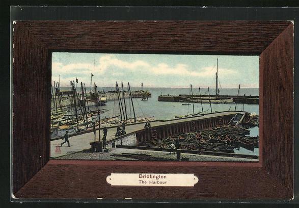 AK Bridlington, the Harbour